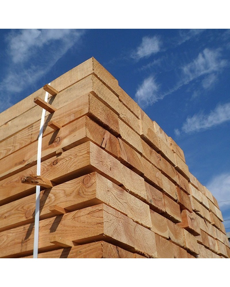 New Untreated English Larch/Douglas Fir Sleepers   Buy New ...
